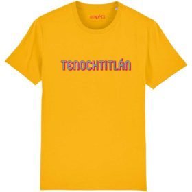 Amarillo Tenochtitlán